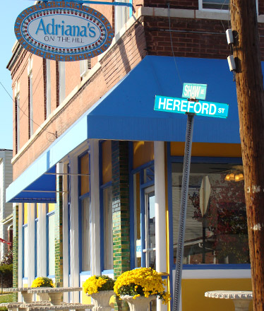 Nestled In St Louis Italian Section Of Town Known As The Hill Restaurant Opened Its Doors December 1992 And Is Run By